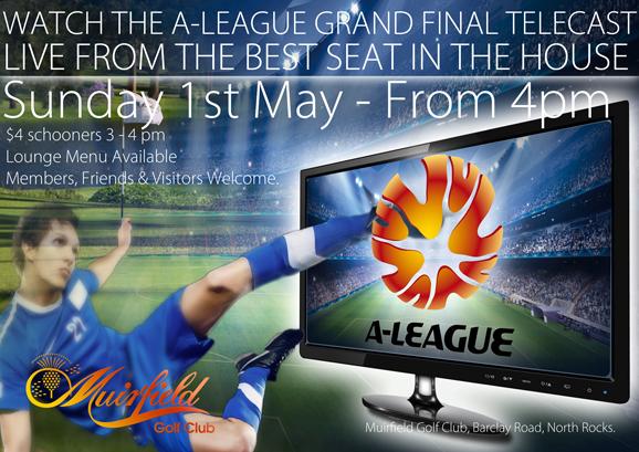 A-League Grand Final Live